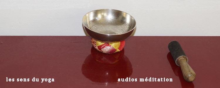 Audios de méditation